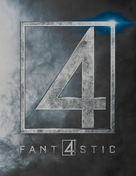 Fantastic Four - Movie Cover (xs thumbnail)