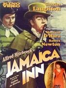 Jamaica Inn - DVD movie cover (xs thumbnail)