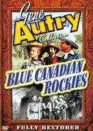 Blue Canadian Rockies - DVD cover (xs thumbnail)