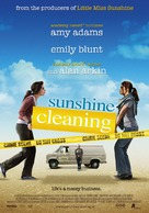 Sunshine Cleaning - Dutch Movie Poster (xs thumbnail)