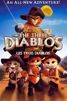 Puss in Boots: The Three Diablos - Canadian Movie Cover (xs thumbnail)