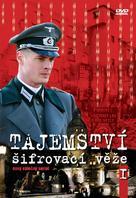 """""""Tajemnica twierdzy szyfrów"""" - Czech Movie Poster (xs thumbnail)"""