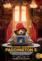 Paddington 2 - Hungarian Movie Poster (xs thumbnail)