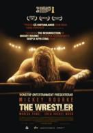 The Wrestler - Swedish Movie Poster (xs thumbnail)