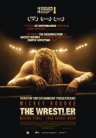 The Wrestler - Swedish Movie Poster (xs thumbnail)