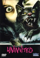 Uninvited - German DVD movie cover (xs thumbnail)