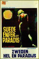 Svezia, inferno e paradiso - Belgian Movie Poster (xs thumbnail)
