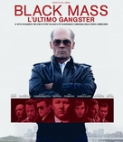 Black Mass - Italian Movie Cover (xs thumbnail)