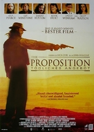 The Proposition - German Movie Poster (xs thumbnail)
