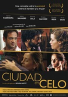 Ciudad en celo - Argentinian Movie Poster (xs thumbnail)