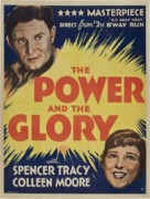 The Power and the Glory - Movie Poster (xs thumbnail)