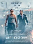 White House Down - French Movie Poster (xs thumbnail)