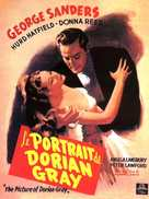 The Picture of Dorian Gray - Belgian Movie Poster (xs thumbnail)