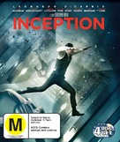 Inception - New Zealand Blu-Ray cover (xs thumbnail)