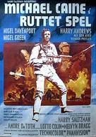 Play Dirty - Swedish Movie Poster (xs thumbnail)