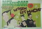 A Chump at Oxford - German Movie Poster (xs thumbnail)