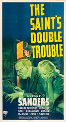 The Saint's Double Trouble - Movie Poster (xs thumbnail)