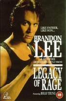 Legacy Of Rage - British VHS cover (xs thumbnail)