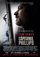 Captain Phillips - Romanian Movie Poster (xs thumbnail)