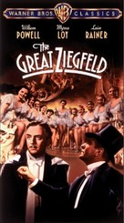The Great Ziegfeld - DVD movie cover (xs thumbnail)