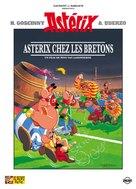 Astérix chez les Bretons - French DVD cover (xs thumbnail)