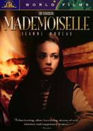 Mademoiselle - DVD cover (xs thumbnail)