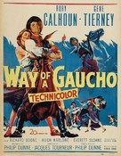 Way of a Gaucho - Movie Poster (xs thumbnail)