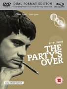 The Party's Over - British Movie Cover (xs thumbnail)