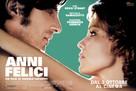 Anni felici - Italian Movie Poster (xs thumbnail)