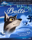 Balto - Blu-Ray cover (xs thumbnail)