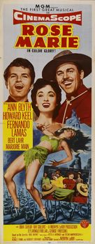 Rose Marie - Movie Poster (xs thumbnail)
