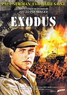 Exodus - French Re-release movie poster (xs thumbnail)