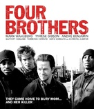 Four Brothers - Movie Cover (xs thumbnail)