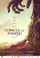 A Monster Calls - Romanian Movie Poster (xs thumbnail)