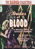 Brides of Blood - DVD cover (xs thumbnail)