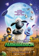 A Shaun the Sheep Movie: Farmageddon - Lebanese Movie Poster (xs thumbnail)