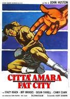 Fat City - Italian Movie Poster (xs thumbnail)