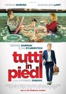 Tout le monde debout - Italian Movie Poster (xs thumbnail)