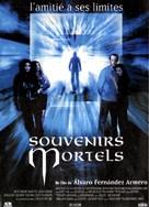 El arte de morir - French Movie Poster (xs thumbnail)