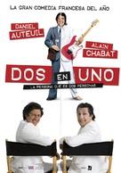 La personne aux deux personnes - Chilean Movie Poster (xs thumbnail)