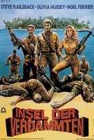 Turkey Shoot - German Movie Poster (xs thumbnail)
