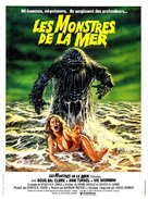 Humanoids from the Deep - French Movie Poster (xs thumbnail)