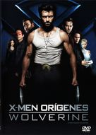X-Men Origins: Wolverine - Argentinian Movie Cover (xs thumbnail)