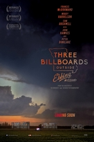 Three Billboards Outside Ebbing, Missouri - Swiss Movie Poster (xs thumbnail)