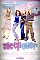 Sleepover - Movie Poster (xs thumbnail)