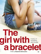 La fille au bracelet - International Movie Poster (xs thumbnail)