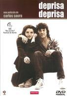 Deprisa, deprisa - Spanish DVD cover (xs thumbnail)
