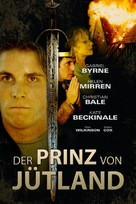 Prince of Jutland - German VHS cover (xs thumbnail)