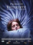 Propriété interdite - French Movie Poster (xs thumbnail)
