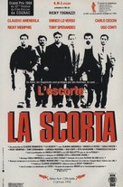 La scorta - French Movie Poster (xs thumbnail)